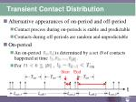 transient contact distribution1