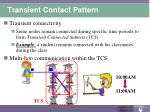 transient contact pattern1