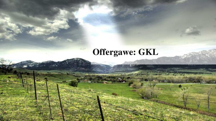 Offergawe
