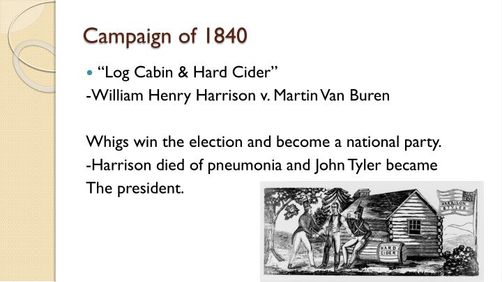 Campaign of 1840