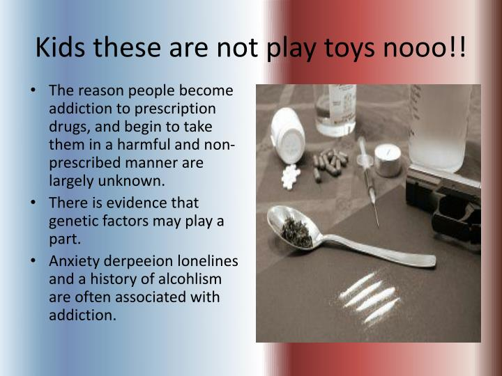 Kids these are not play toys