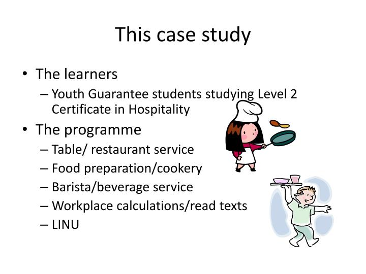 This case study