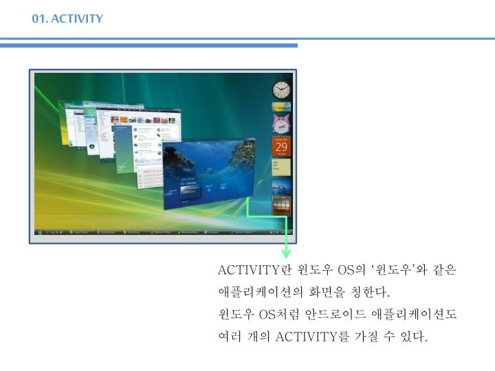 01. ACTIVITY