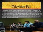 television pg1