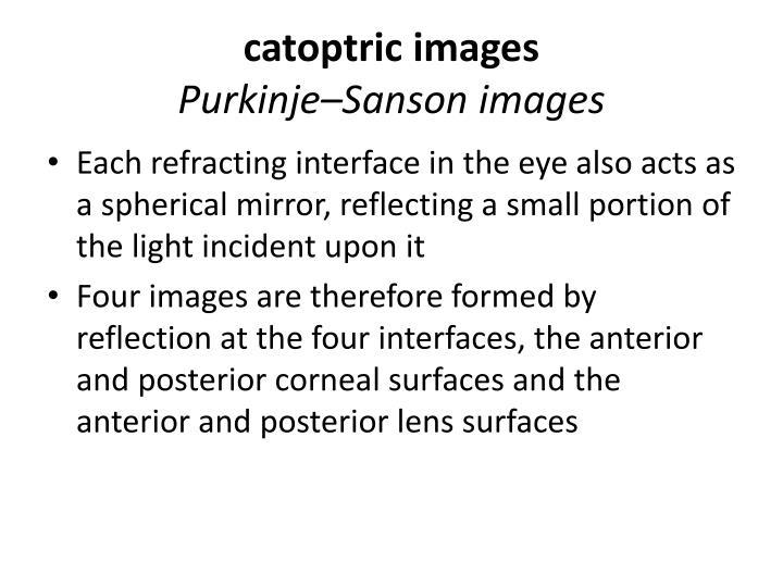 catoptric