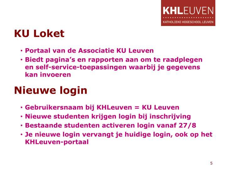 KU Loket