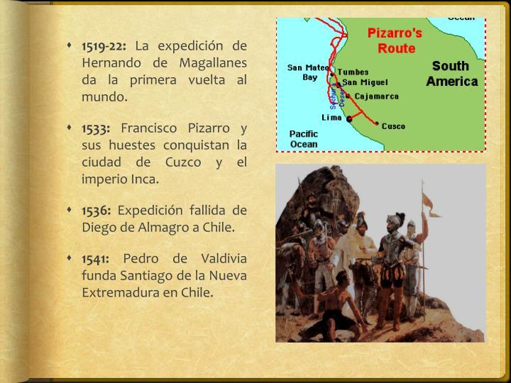1519-22: