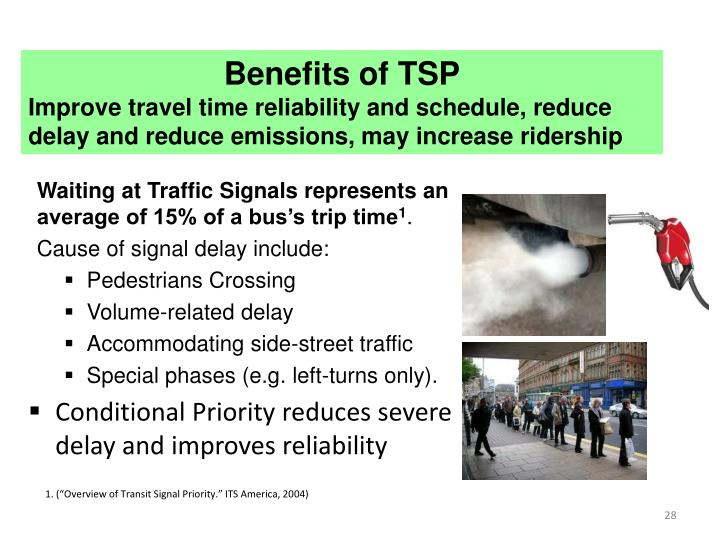 Benefits of TSP