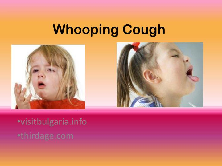 Antibiotics for adults with whooping cough