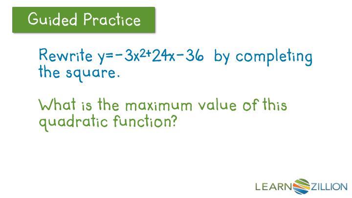 Rewrite y=-3x