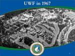 uwf in 1967