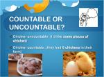 countable or uncountable1