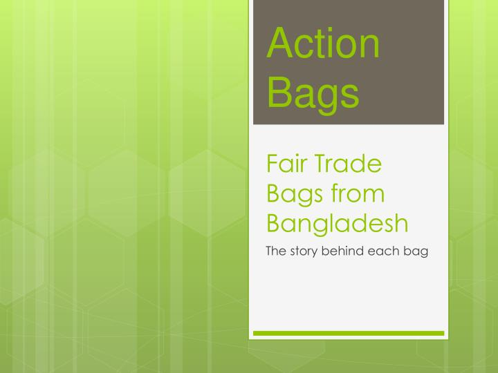 fair trade bags from bangladesh