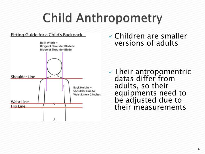 Child Anthropometry