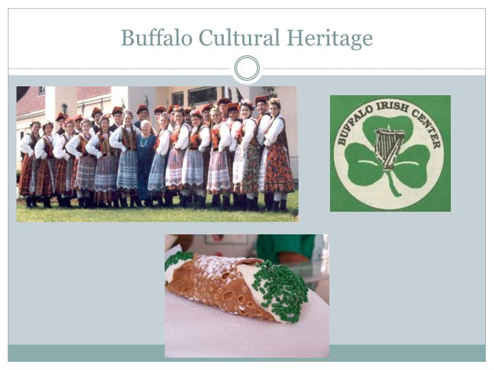 Buffalo Cultural Heritage