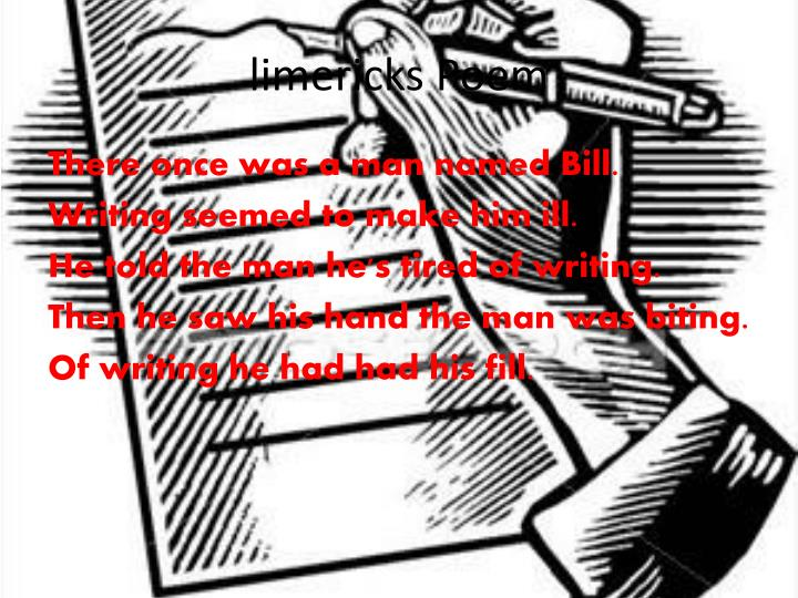 limericks Poem