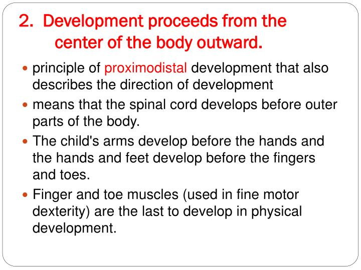 2.  Development