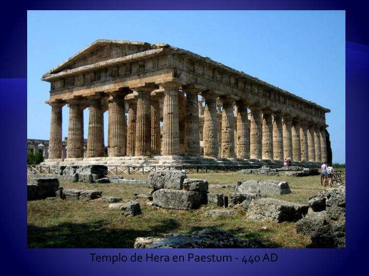 Templo de Hera en