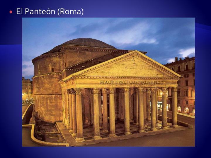 El Panteón (Roma)