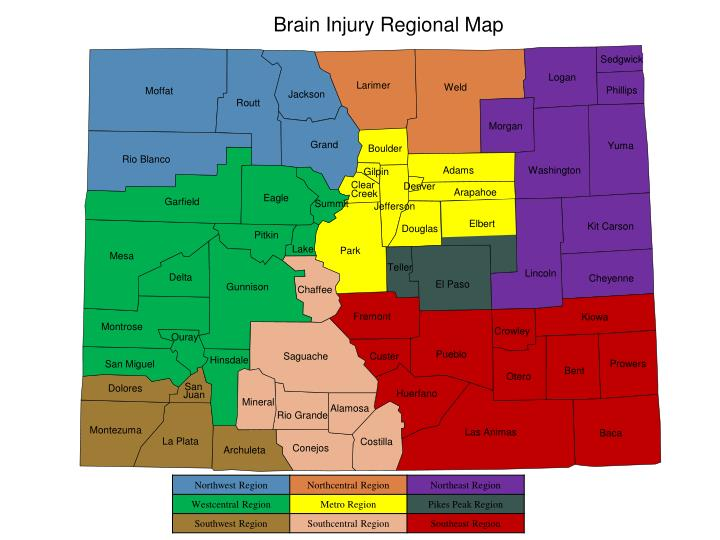 Brain Injury Regional