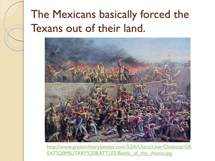 The Mexicans