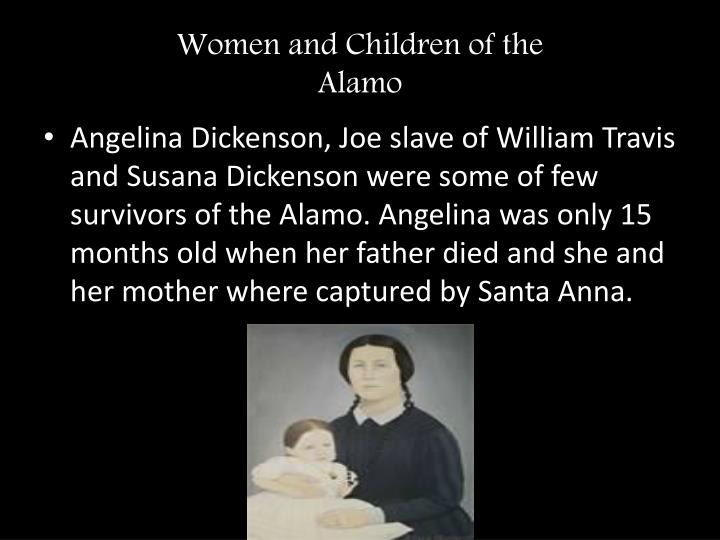 Women and Children of the