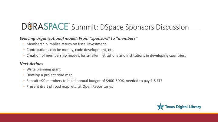 Summit:
