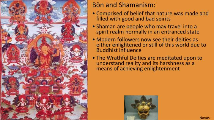Bön and Shamanism: