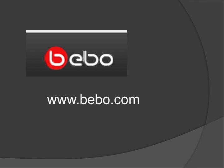 www.bebo.com