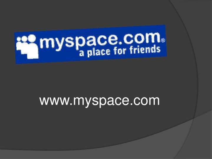 www.myspace.com