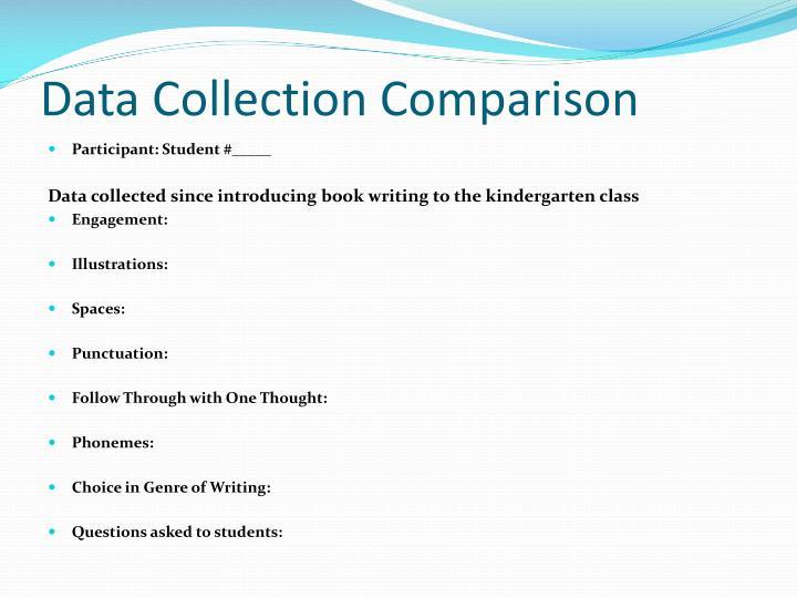 Data Collection Comparison
