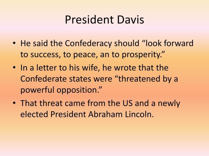 President Davis