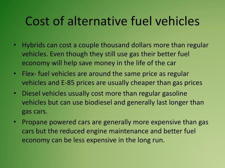Can Flex Fuel Cars Use Regular Gasoline