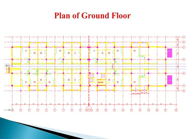Plan of Ground Floor