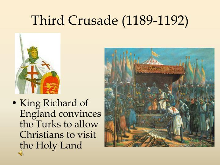 Third Crusade (1189-1192)