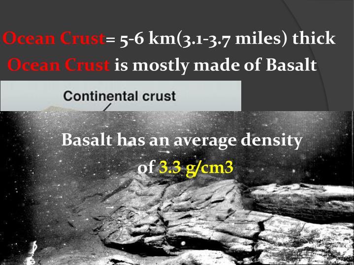Ocean Crust