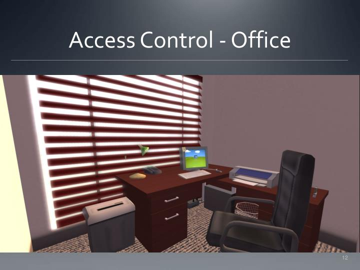 Access Control - Office