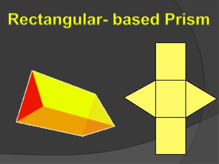 Rectangular- based Prism
