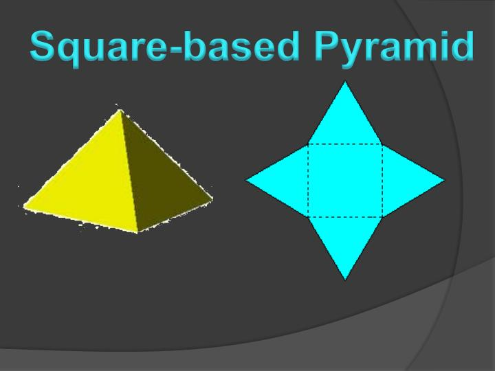 Square-based Pyramid
