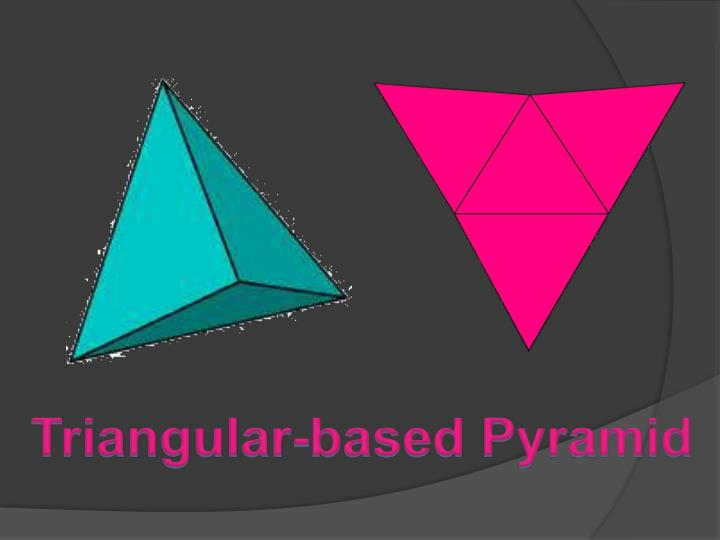 Triangular-based Pyramid