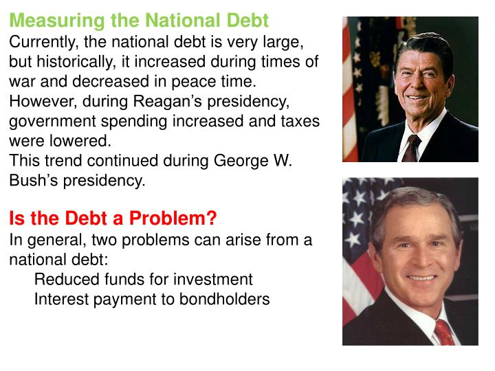 Measuring the National Debt