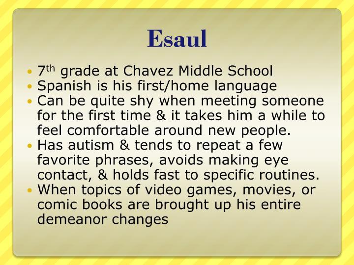 Esaul