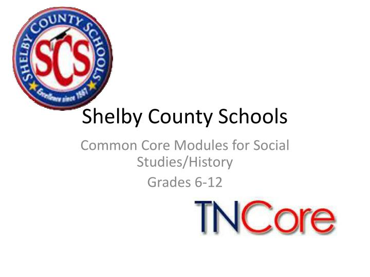 Shelby County Schools