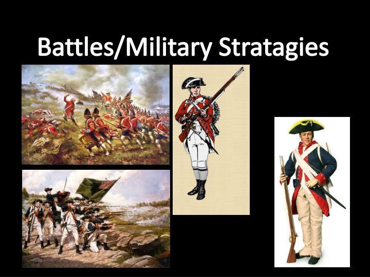 Battles/Military