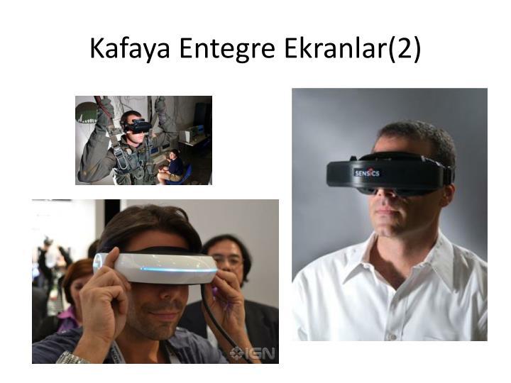 Kafaya Entegre