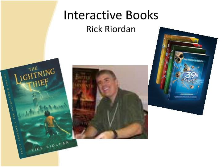 Interactive Books