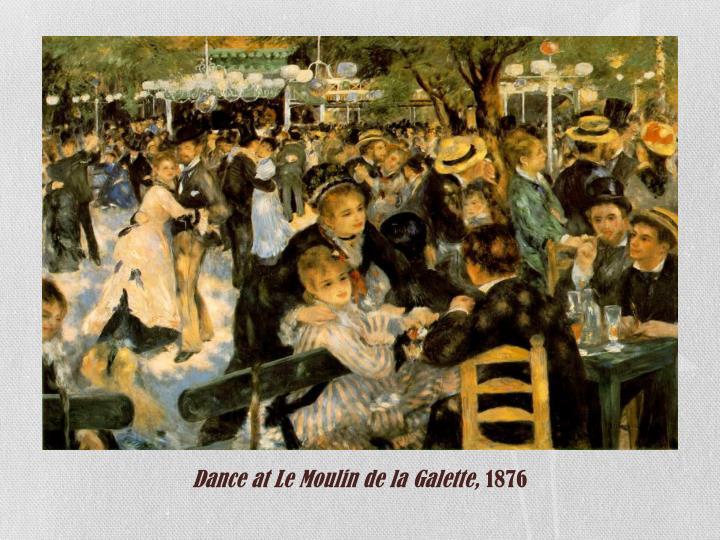 Dance at Le Moulin de la