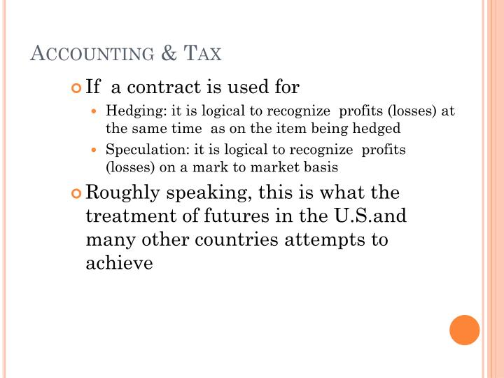 Accounting & Tax