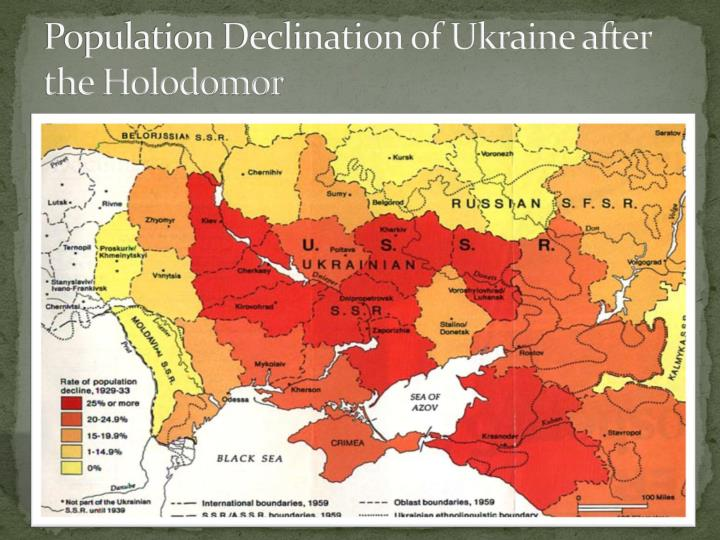 the holodomor an attack on ukrainian nationalism essay Overall, however, it retells the nationalist story of the famine found in   applebaum's second summary conclusion concern ukrainian nationalism  in  chapter 14 applebaum discusses the soviet attempt to conceal the.