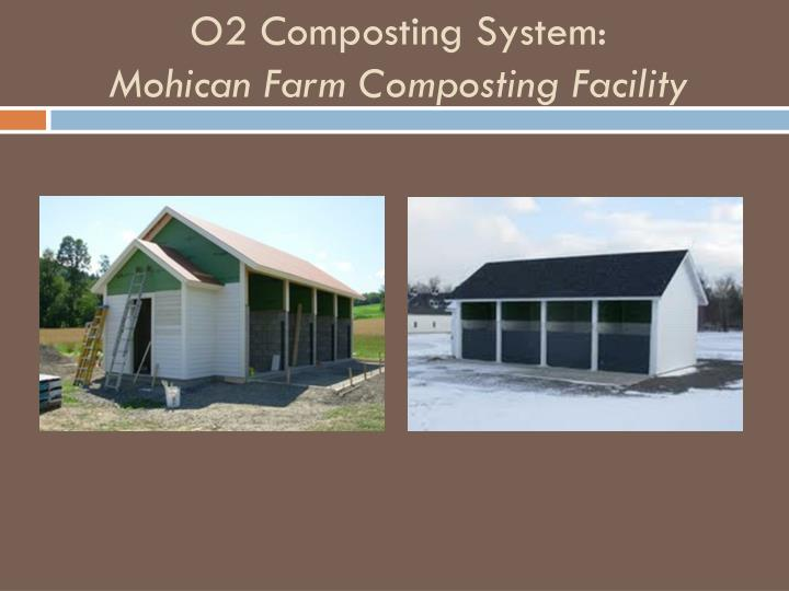 O2 Composting System: